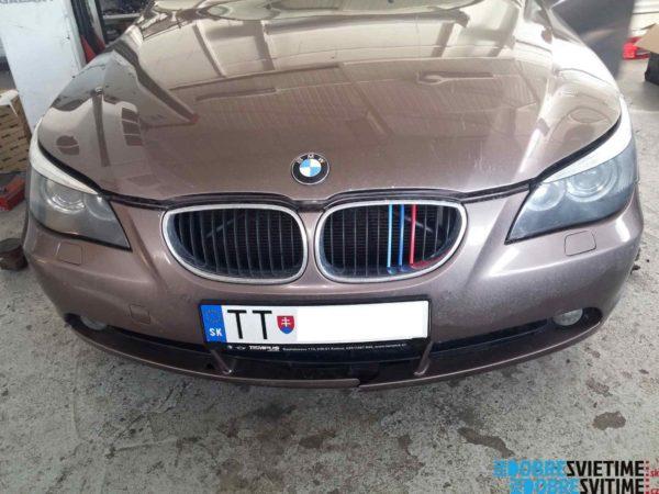 Kompletná renovácia svetlometov + výmena plexi an BMW E60