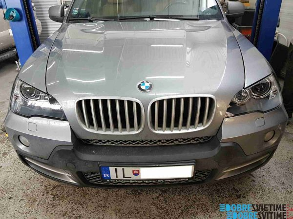 RENOVACIA SVETLOMETOV BMW X5