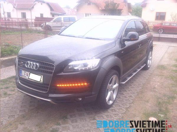 Renovácia svetlometov Audi Q7