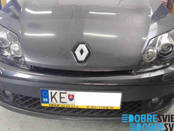 Renault Laguna - repas xenon svetiel