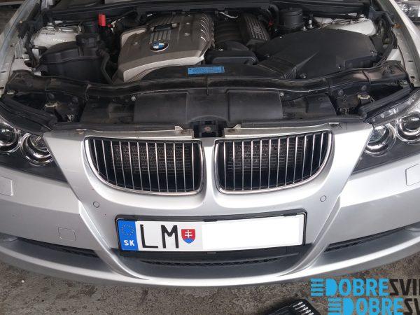 BMW e90 - renovacia svetlometov